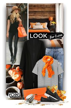 """""""Look for Less - Yoins Fashion"""" by christiana40 ❤ liked on Polyvore"""