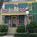 National Historic Site:  Brookline, Mass.  Birthplace of John F. Kennedy