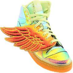 Adidas Obyo Js Wings Foil