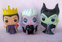Can somebody get me these adorable things for Christmas? The Evil Queen first!