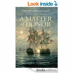 """""""A Matter of Honor"""" by William Hammond."""