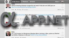 App.net: Zahlen sich 3,70 Euro/Monat für das Anti-Twitter aus? Monat, Euro, App, How To Plan, Digital, Twitter, Instagram, Numbers, Apps