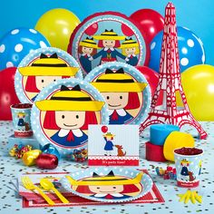 A possible theme birthday!