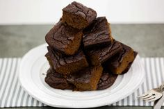 Sweet Potato Brownies Recipe