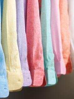 Charleston Linen Shirts Bespoke Shirts, Shirting Fabric, Clothing Photography, Sports Shirts, Charleston, Men Casual, Sport Casual, Casual Shirts, Men Dress