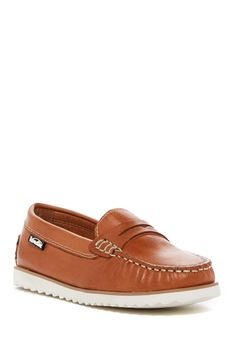 Timo Penny Loafer (Toddler & Little Kid)