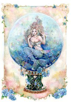 「人魚姫」/「aco」のイラスト [pixiv]                                                                                                                                                     もっと見る
