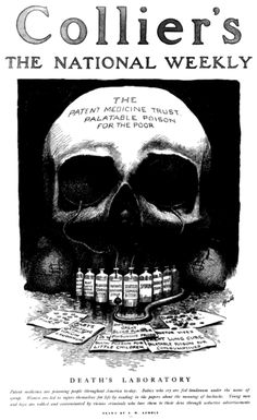 The Hygiene Fiend Who Inspired Gory New Drama 'The Knick' The Knick, Vintage Medical, Homeopathic Medicine, Skull And Bones, Medical Information, Halloween Cards, Postcard Size, Great Photos, Drugs