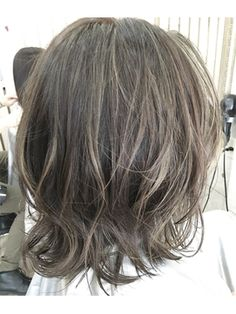 外国人風グレージュメッシュ☆石塚伸悟☆ - 24時間いつでもWEB予約OK!ヘアスタイル10万点以上掲載!お気に入りの髪型、人気のヘアスタイルを探すならKirei Style[キレイスタイル]で。