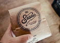30 Creative Coffee Packages - The Dieline - Static