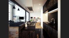 The idea of lofts has been around forever it seems but that is with good reason.  Lofts are special in feel and diversified in ways you can use them. In this po