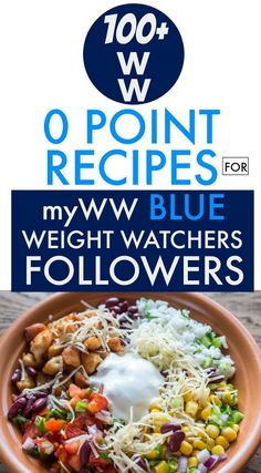 If you joined Weight Watchers and chose the myWW Blue Plan, here are over 100 Zero SmartPoints Recipes to get your weight loss journey off on the right foot. There are healthy soup recipes, healthy sa Weight Watcher Dinners, Weight Loss Meals, Plats Weight Watchers, Weight Watchers Meal Plans, Weight Loss Journey, Weight Loss Drinks, Weight Watchers Salad, Weight Loss Tips, Healthy Slow Cooker