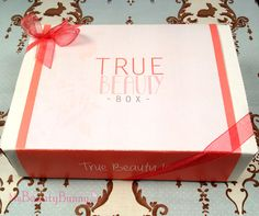 True Beauty Box, a cruelty-free subscription box!  #beauty #crueltyfree #Noanimaltesting