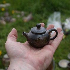 Next teapot from spring firing #janpavek #janpavekpottery #teapot #woodfiredceramics #anagama #kyusu