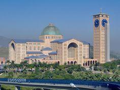 Basilica de Nossa Senhora Aparecida, Aparecida do Norte, SP