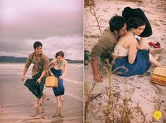 Peg 3 - Second photo nice with the yellow luggage. - Oyo boy- Kristine Prenup shoot