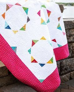 Pecking order quilt by MSQ