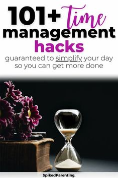 Wondering how you can get more done in less time? Or if it's even possible? Well, I promise it's possible, you just need some proven time management and productivity hacks to make it happen. Check out these 100+ productivity hacks guaranteed to make your life easier. Includes busy mom hacks, work at home productivity, goal planning, time management techniques, and so much more. Time Management Techniques, Time Management Tools, Time Management Strategies, Productivity Challenge, Productivity Hacks, Strategic Goals, Productive Day, Goal Planning, Goals Planner