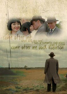 Miss Fisher and Jack Miss Fisher, Mystery Show, Cinema, Murder Mysteries, Star Wars, Agatha Christie, Photos Du, Movies Showing, Detective