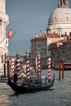 Love, love, love Italy...especially Venice! Lights on Grand Canal ,Venice,Italy
