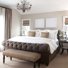 Some day I will act like an adult and get an actual bed frame lol! Perhaps something like this