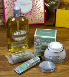 L'Occitane Delicious Almond Gift review via @myhighestself