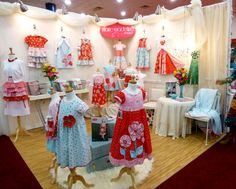 kids clothing booth - Google Search