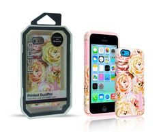 Etui INCIPIO Dual Pro Printed Case do iPhone 5c