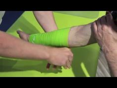 medical flossing Ergocoach on tour auf der Therapro Messe - YouTube