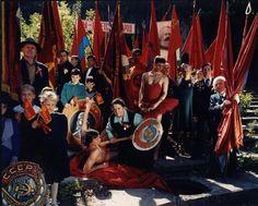 Collective Red, Part 2 | ARSEN SAVADOV