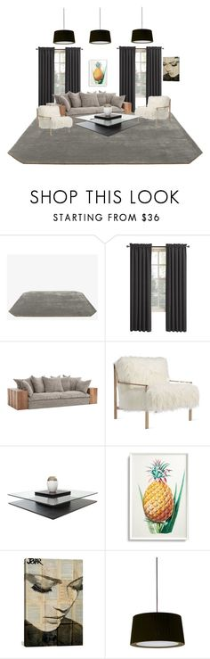 A Pop Of Color by karissajung on Polyvore featuring &Tradition, Sun Zero, Axel, Frontgate, iCanvas and Santa & Cole