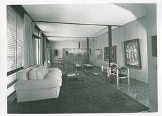 Arquitecto Antonio Bonet, Casa Oks, Buenos Aires 1953