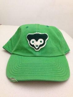 Chicago Cubs 47 Brand MLB Cooperstown Franchise Cap Hat NWT Lucky Green One Size #47Brand #ChicagoCubs On eBay!