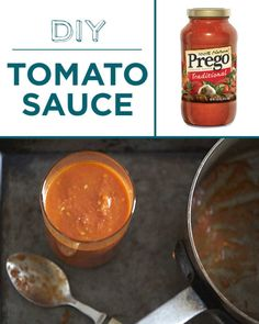 Everyone's favorite tomato sauce in the world takes zero effort and litrally just four ingredients: canned tomatoes, onion, butter, salt.