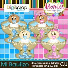 Mi Bautizo - $3.00 : DigiScrap Latino