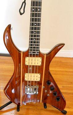 1980 Kramer XL 8 Aluminum Neck 8 String Bass Guitar w OHSC RARE and Beautiful | eBay