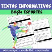 Código 592 Textos informativos - edição esportes