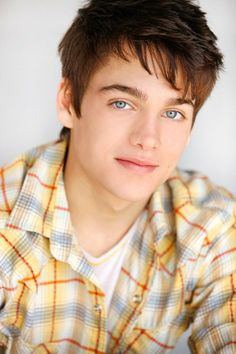 "Dylan Sprayberry plays 13-year-old Clark Kent in ""Man of Steel."""