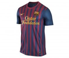 FC Barcelona shirt: www.mimarcafavorita.net
