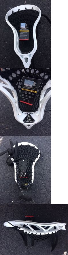 Sticks 62165: Brand New Under Armour Strung Charge T Men S Lacrosse Head Defense -> BUY IT NOW ONLY: $30 on eBay!