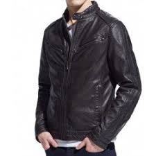 Buying a Leather Jacket is like the right of passing for a boy. The day he gets his own chic Leather Jacket he becomes a Man.  Seriously, a Guy donning a Leather Jacket over anything from Shirts to T-Shirts looks Dapper and Chic.