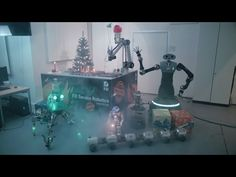 FZI Living Lab Christmas Robotics 2016 − Cookie Calibration Error - YouTube Merry Christmas, Simple Rules, Open Source, Design Thinking, Blockchain, Robot, Innovation, Lab, Cookie