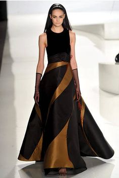 Chado Ralph Rucci Dress My Favorite Designer