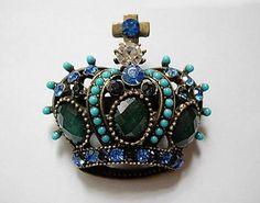 Bead Embroidery Jewelry, Soutache Jewelry, Textile Jewelry, Bead Jewellery, Beaded Embroidery, Beaded Jewelry, Jewelery, Beaded Brooch, Textiles