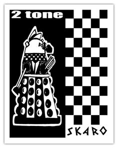 Coolest thing on earth #ska #drwho