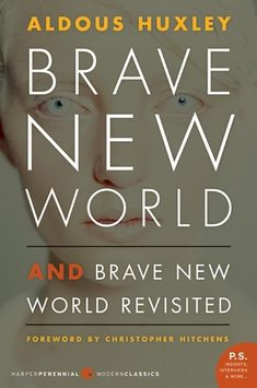 Brave New World/Brave New World Revisited- Aldous Huxley This one is another huge favorite of mine. I just re-read it for the first time in several years, and I had forgotten how shocking yet believable Huxley's vision of the future was. Definitely worth a re-visit if you haven't read it in a while.
