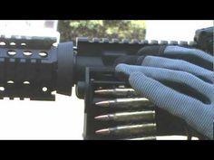 Belt-Fed Black Rifle Conversion Part 1 Ar Platform, Assault Rifle, Rifles, Tactical Gear, Firearms, Weapon, Knives, Gentleman, Gadgets