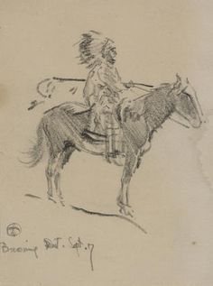 Maynard Dixon, Browning Montana