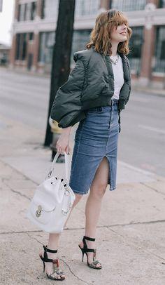 Street style look Jane Aldrigue