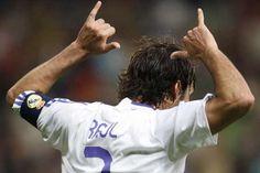 Raul Gonzalez Blanco / 이 세레머니!
